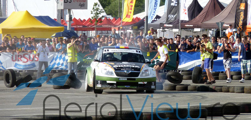 Transilvania Rally 2013 - Polus Center